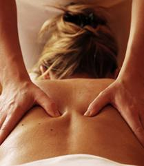 images massage back